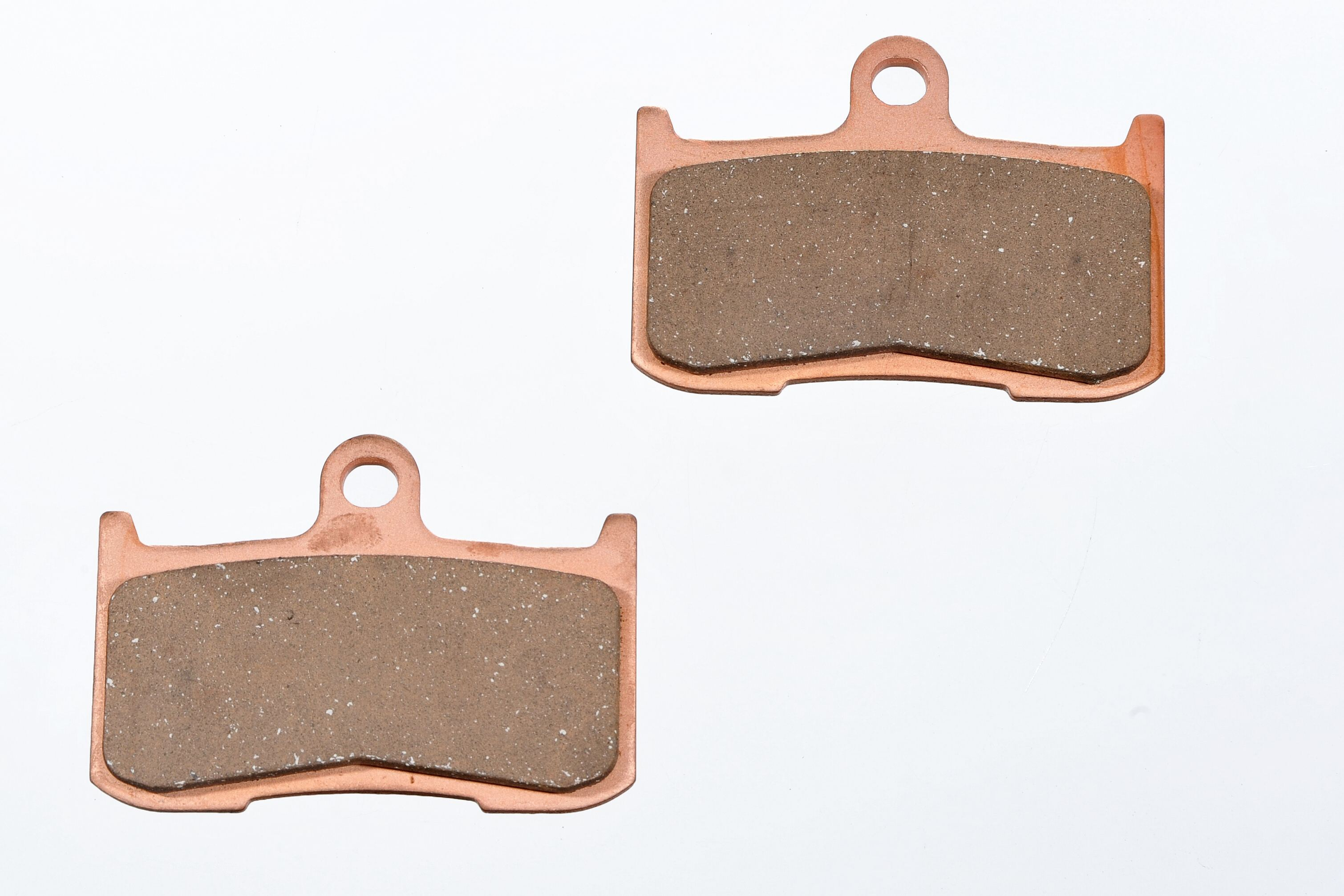 how to change motorcycle brake pads