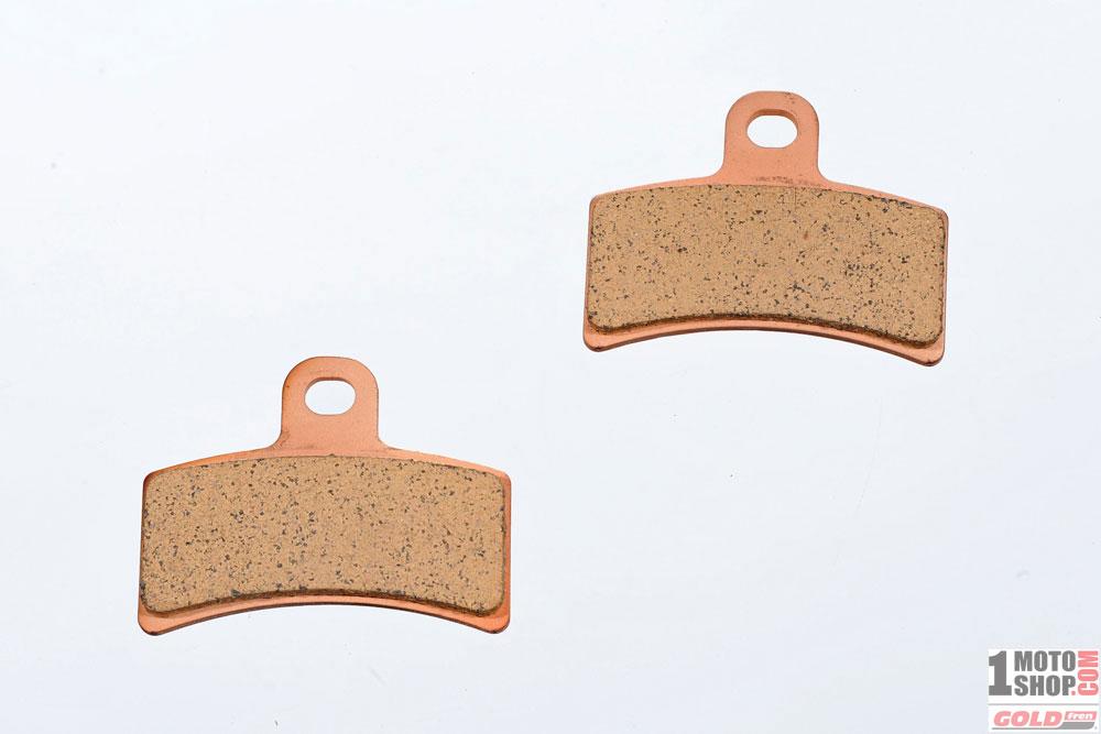 Brake Shoes Cross Reference Chart : Goldfren brake pads