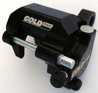 GOLDfren off-road rear brake caliper